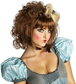 Rubie's Costume Cutie Doll Adult Costume Wig