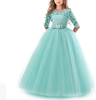 Surprise S Kids Bridesmaid Flower Girls Dresses Party Wedding Dress Girls Easter Children Pageant Gown Princess Dress