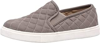 CUSHIONAIRE Women's Reed Comfort Quilted Sneaker Wide Width Available