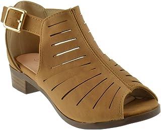 Lucky Top Girls Pipe 4K Flat Sandals