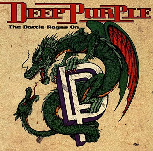 Deep Purple: The Battle Rages on (Audio CD)