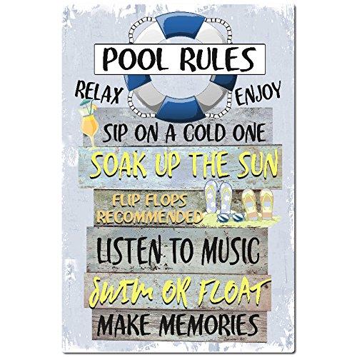 Outdoor Pool Decor Amazon Com