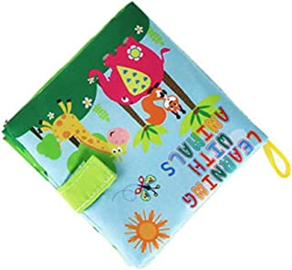 IusunBaby Cloth Learn Picture Cognize Book Kids Children Educational And Intelligent Tool Gift