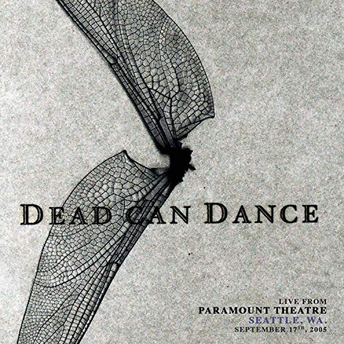 The Wind That Shakes the Barley (Live from Paramount Theatre, Seattle, WA. September 17th, 2005)
