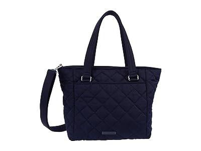 Vera Bradley Performance Twill Multi-Strap Shoulder Bag (Classic Navy) Handbags