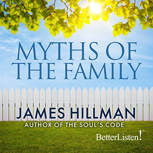 Myths of the Family audiobook cover art