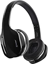 Phaiser BHS-630 Bluetooth Headphones HiFi Stereo Wireless On Ear Deep Bass Headset w/Noise Canceling Microphone 15 Hour Playtime Comfortable Earpads for Travel Work TV