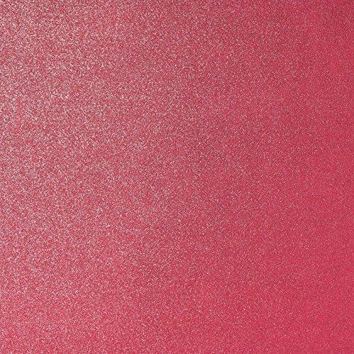 20x A4EMPORERS rot Herzblume Majestic Perlglanz-Papier doppelseitig 120g/m² geeignet für Inkjet und Laser Drucker