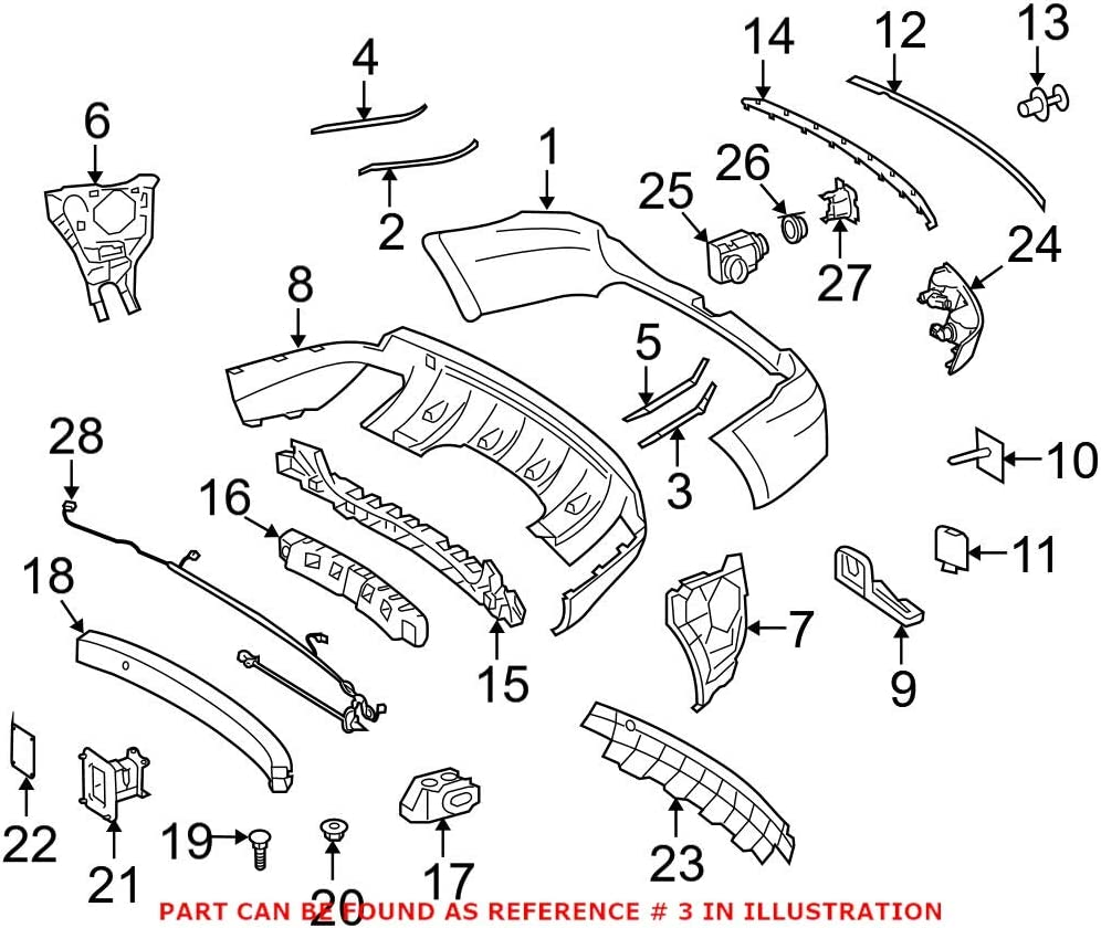 Genuine OEM Bumper Cover Support 1648850031 Mercedes Rail for Cash special price Special Campaign
