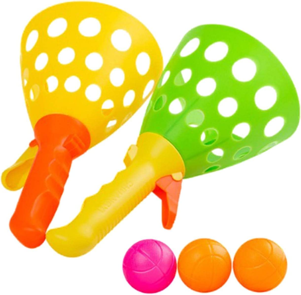 signmeili 1 Set, catching and Throwing Game, pop-up catching Gam