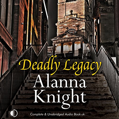 Deadly Legacy audiobook cover art
