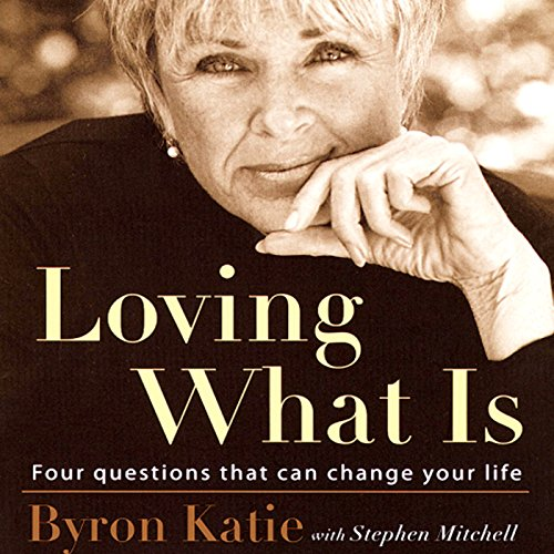 Page de couverture de Loving What Is