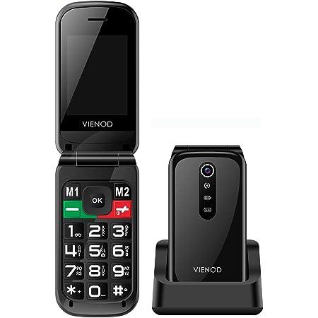 Seniorenhandy Vienod Vf241 Mobiltelefon Klapphandy Elektronik