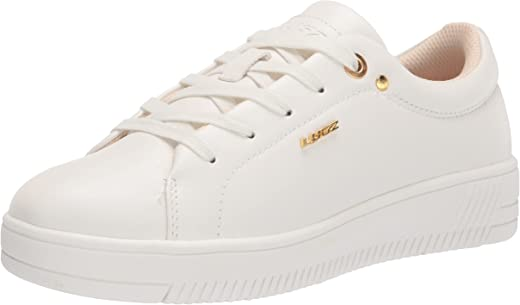 حذاء رياضي للسيدات من لجز آمور, (أبيض), 40 EU