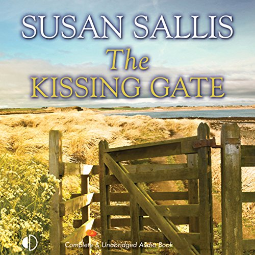 The Kissing Gate audiobook cover art