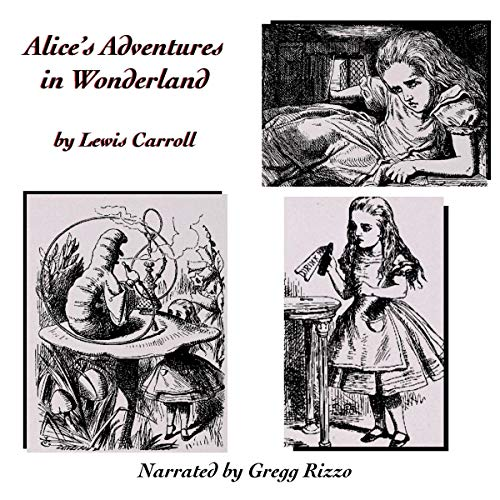 Alice's Adventures in Wonderland                   By:                                                                                                                                 Lewis Carroll                               Narrated by:                                                                                                                                 Gregg Rizzo                      Length: 2 hrs and 33 mins     Not rated yet     Overall 0.0