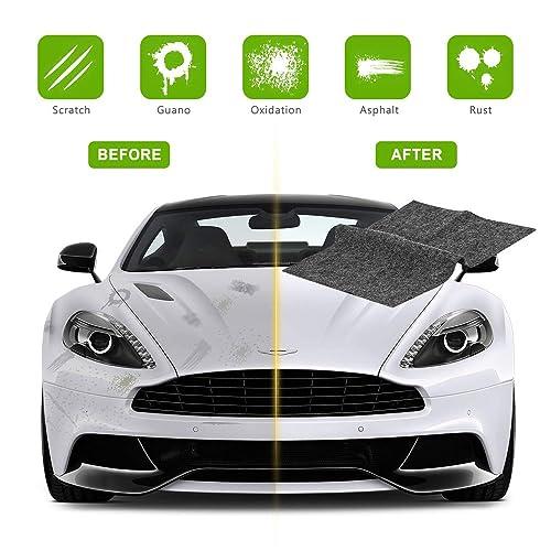 Sydixon Car Scratch Remover, Auto Paint Scratch Remover, Nano-Tech Car Scratch Repair