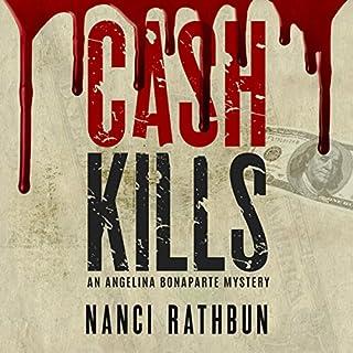Cash Kills audiobook cover art
