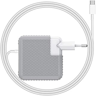 BETIONE Type C PD 87W USB-C Cargador de Adaptador de Corriente para Mac Book Pro 13