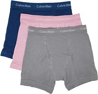 Calvin Klein Men's Cotton Stretch Multipack Boxer Briefs