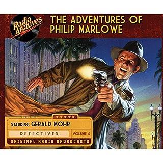 Couverture de The Adventures of Philip Marlowe, Volume 4