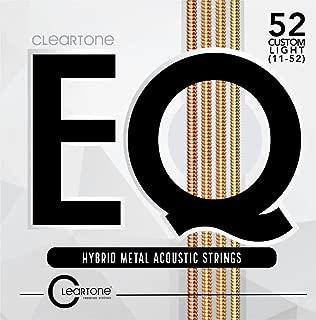 guitar strings 80 20 vs phosphor bronze