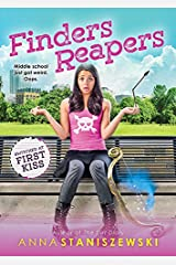 Finders Reapers (Switched at First Kiss Book 2) Kindle Edition