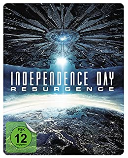 Independence Day: Wiederkehr - Steelbook [Blu-ray] [Limited Edition]
