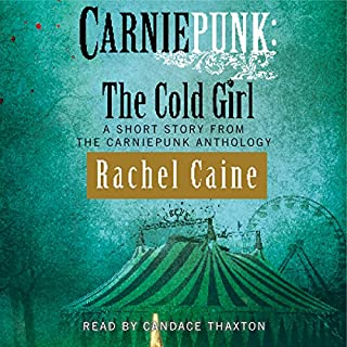 Carniepunk: The Cold Girl audiobook cover art