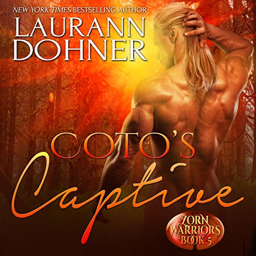 Coto's Captive audiobook cover art