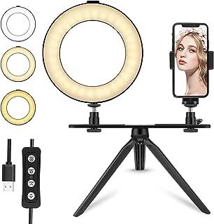 Best lights for makeup tutorials Reviews