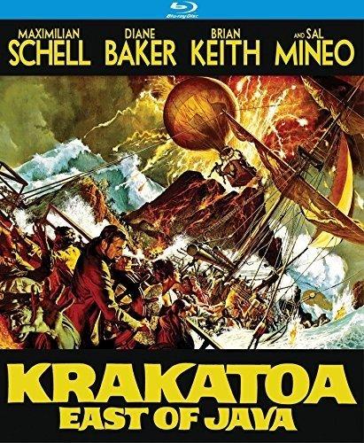 Krakatoa, East of Java [Blu-ray]