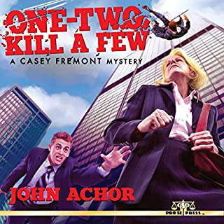One-Two, Kill a Few audiobook cover art