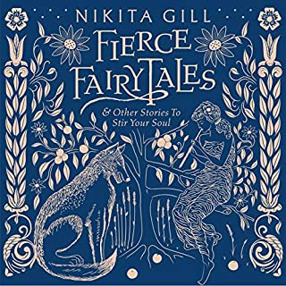 Fierce Fairytales cover art