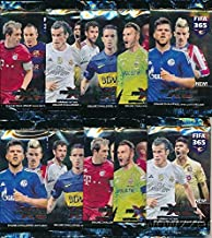2016 Panini Adrenalyn XL FIFA 365 Lot of TEN(10) Factory Sealed Booster Packs with 60 Cards! Imported from Europe! Look for Top Stars including Lionel Messi, Neymar Jr, Ronaldo & Many More! Loaded!