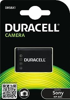 Duracell DRSBX1 - Batería para Sony Camera HX50V (3.5 W 3.7 V 950 mAh) Negro