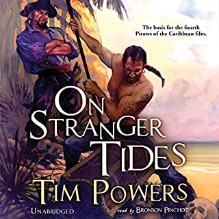 On Stranger Tides cover art