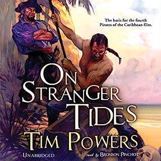 On Stranger Tides audiobook cover art