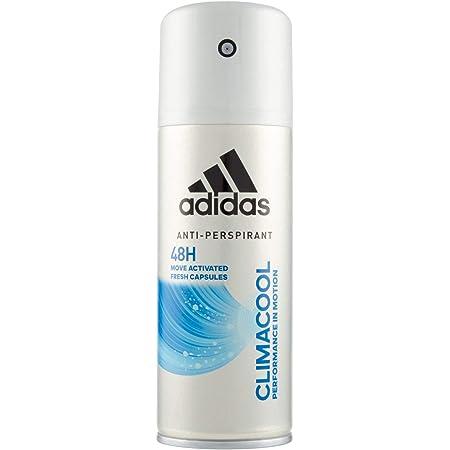 Adidas Sport Sensation Climacool Anti-Perspirant Deodorant Spray for Men, 48h protection, 150ml