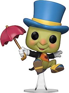 Funko Pop! Disney: Pinocchio - Jiminy Cricket with Umbrella Vinyl Figure, Fall Convention Exclusive