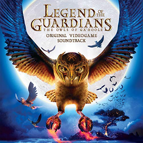 Legend of the Guardians: The Owls of Ga\'Hoole Original Videogame Soundtrack