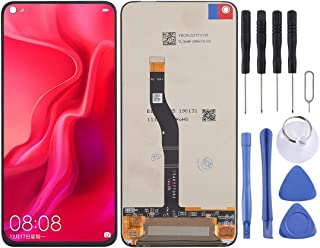 LCD Display Replacement Parts LCD Screen and Digitizer Full Assembly for Huawei Nova 4 / Honor View 20 Mobile Phone Repair...