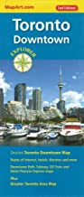 Toronto Downtown Explorer Map