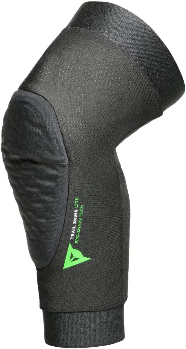 Dainese Trail Skins Lite Cheap sale Black Import Knee XS Guards