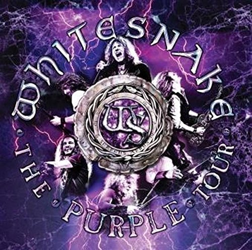 Purple Tour Live -CD+DVD-