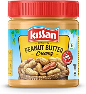 Kissan Peanut Butter Bottle, 350 g