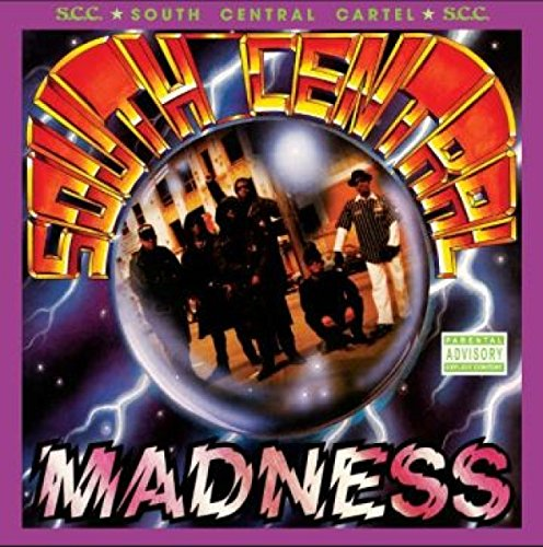 South Central Madness [Vinyl LP]