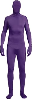 Unisex Lycra Spandex Stretch Adult Costume Zentai Disappearing Man Body Suit