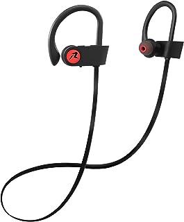 Redlemon Audífonos Inalámbricos Bluetooth Sport HD, Manos Libres, Resistentes a Salpicaduras de Agua y Sudor Grado IPX4, B...
