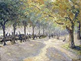 Artland Alte Meister Premium Wandbild Camille Pissarro